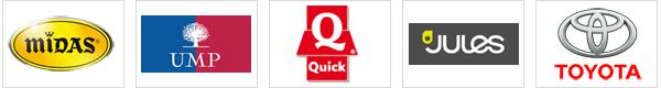 Midas - UMP - AuchanDirect - Jules - Toyota - Parti socialiste