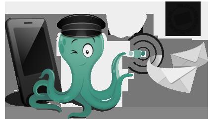 Marketer Multiservice Octopush